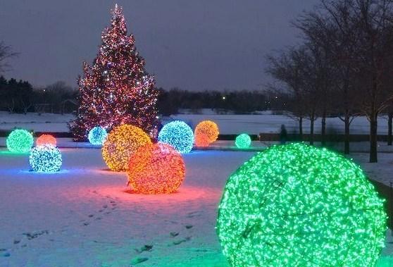 Decoration Jardin Noel ~ Meilleures Idées Créatives Pour la ...