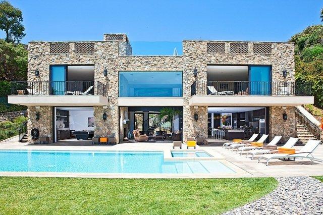 D coration jardin et piscine exemples d 39 am nagements - Deco jardin piscine ...
