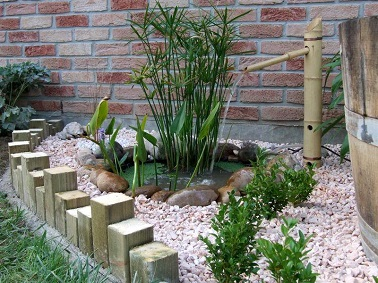 D coration jardin exterieur zen exemples d 39 am nagements for Image decoration jardin exterieur