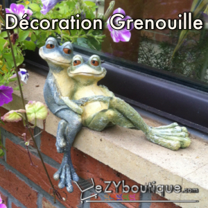 D coration jardin grenouille exemples d 39 am nagements for Decoration jardin grenouille