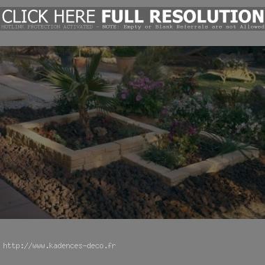 Décoration jardin jardiland - Exemples d\'aménagements
