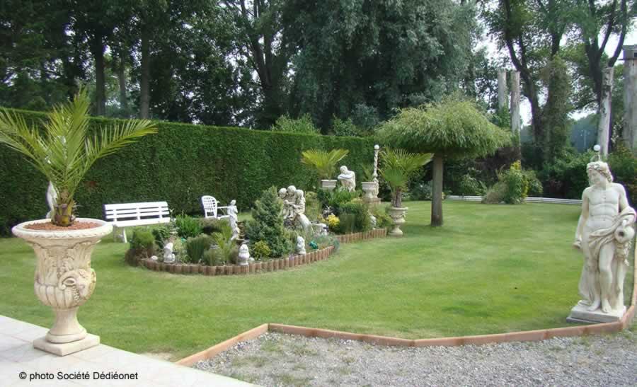 D Coration Jardin Plante Exemples D 39 Am Nagements