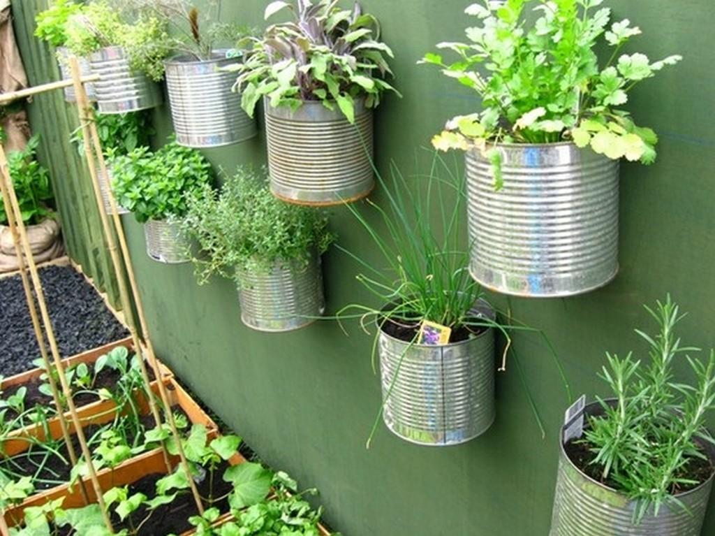 Décoration jardin potager - Exemples d\'aménagements