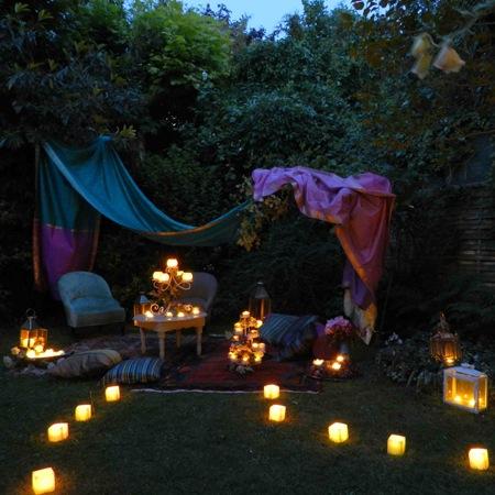Beautiful Idee Deco Jardin Pour Fete Gallery - Design Trends 2017 ...