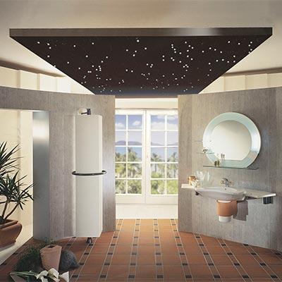 D coration luminaire salle de bain exemples d 39 am nagements for Luminaire 12v salle de bain