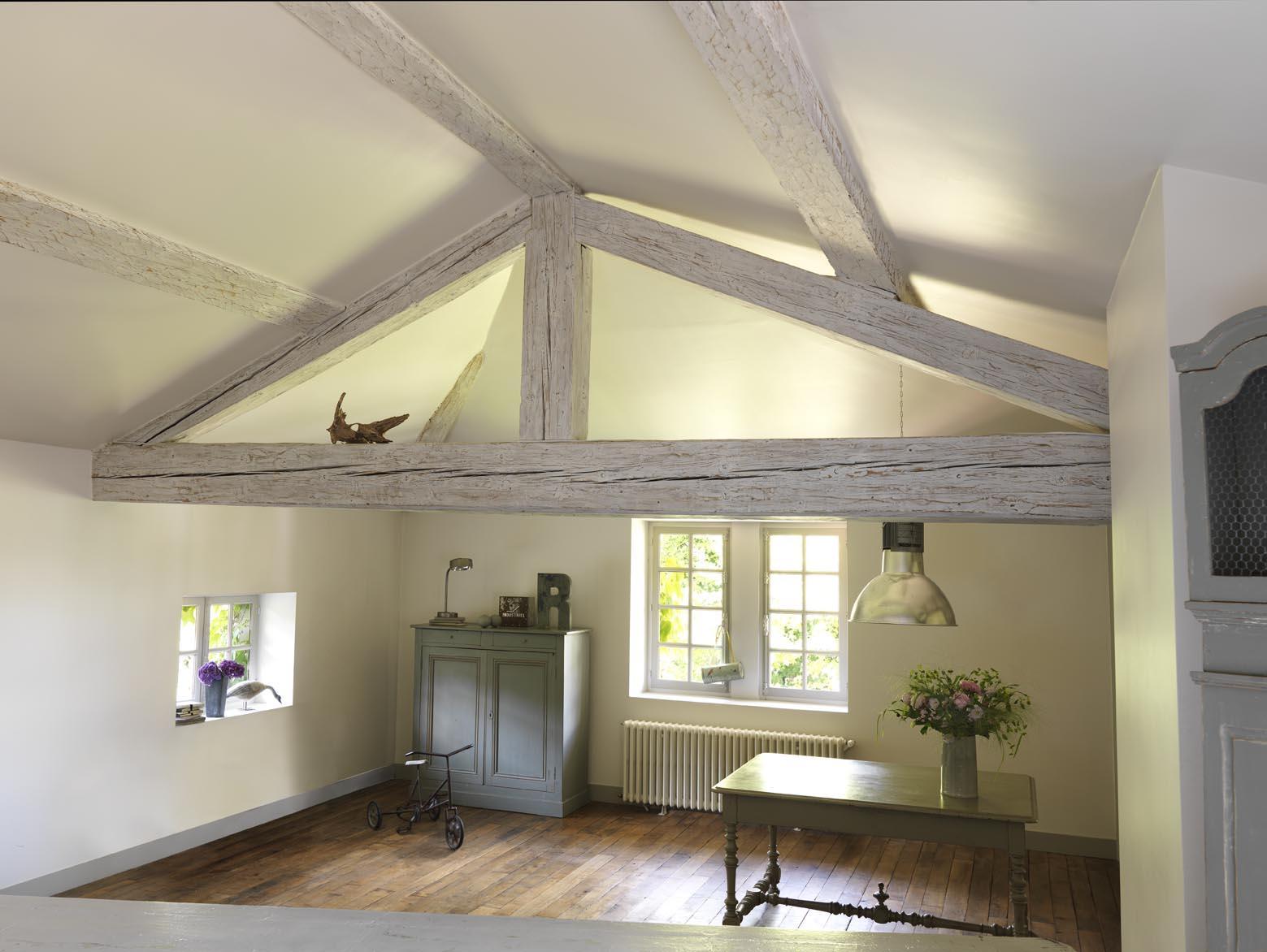 Décoration maison d'antan   exemples d'aménagements
