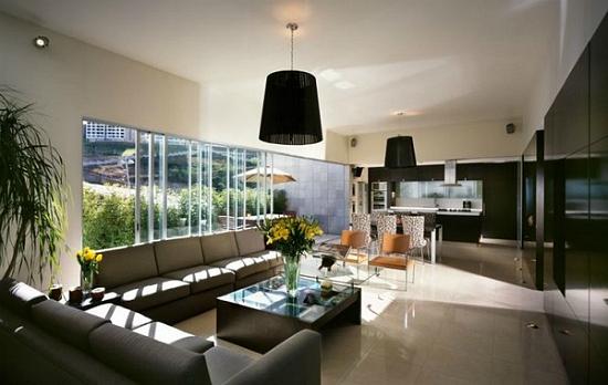 Décoration maison d\'architecte - Exemples d\'aménagements