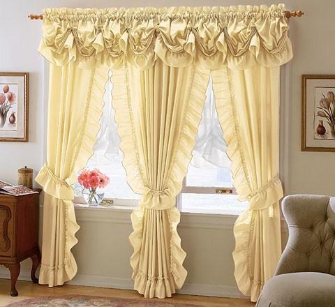 decoration maison rideaux