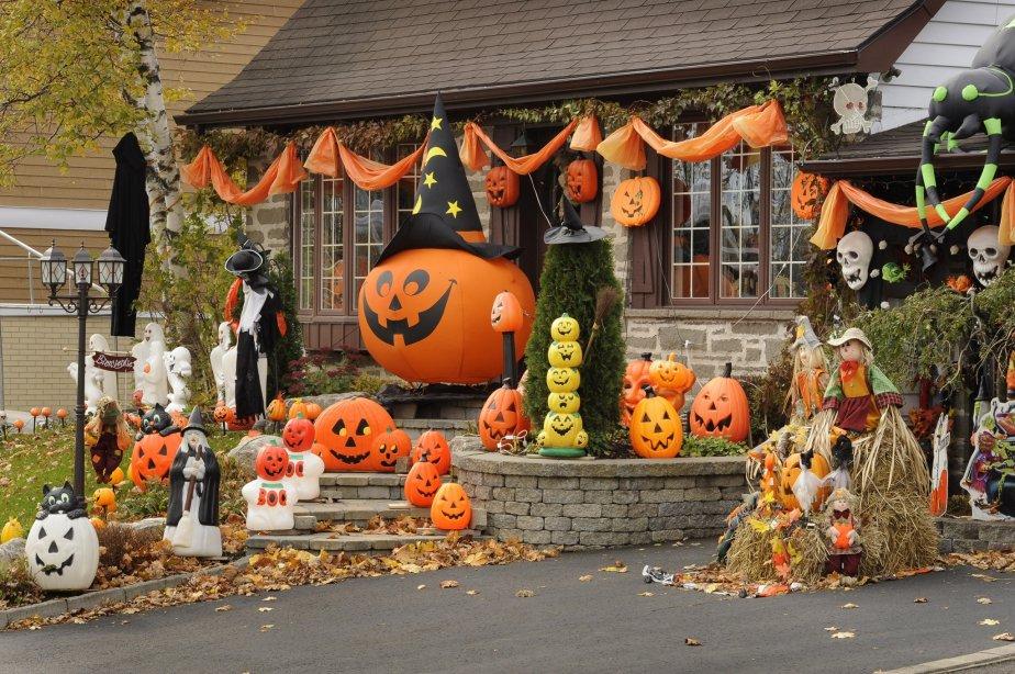 Decoration Maison Halloween Exemples D Amenagements