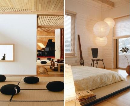 D coration maison japon exemples d 39 am nagements for Organisation interieur maison