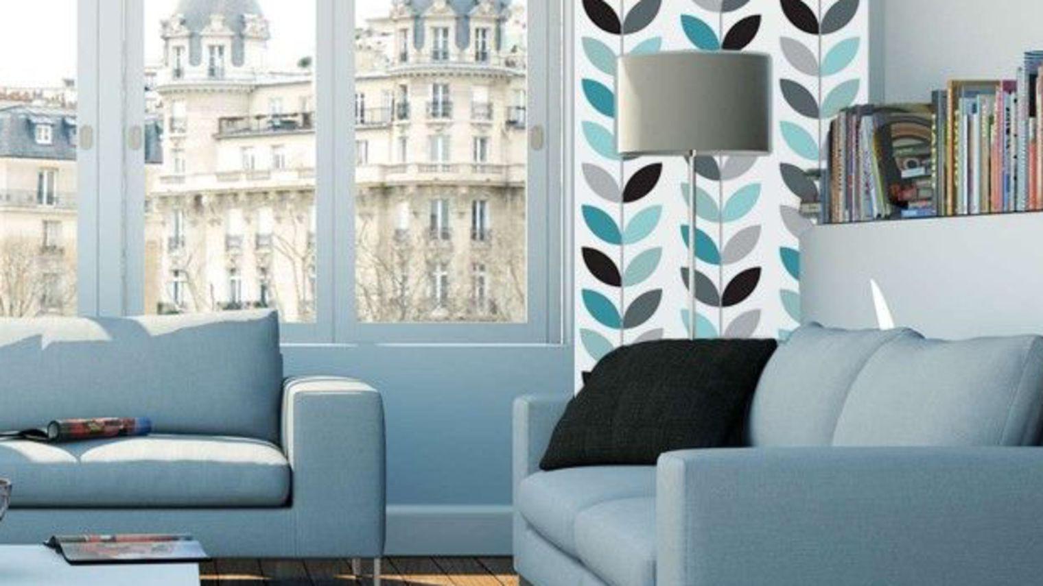 Décoration maison peinture papier peint - Exemples d'aménagements
