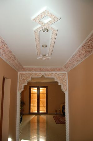 D coration maison platre exemples d 39 am nagements for Decoration du platre