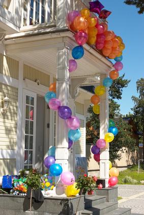 Decoration Maison Pour Anniversaire Exemples D Amenagements