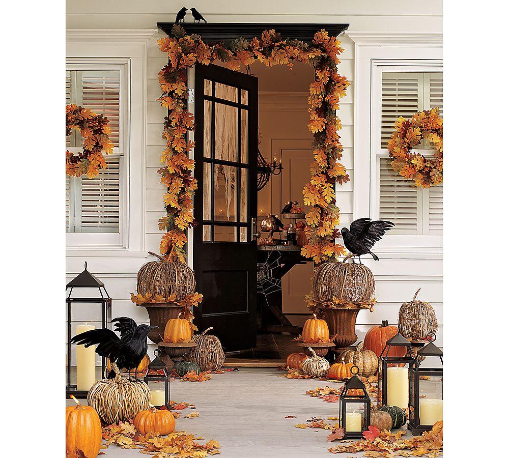 D coration maison pour halloween exemples d 39 am nagements - Decoration exotique pour maison ...