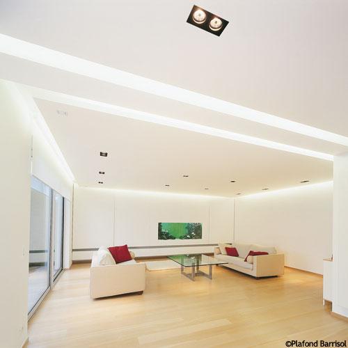 D coration maison sans plafond exemples d 39 am nagements - Plafond maison ...