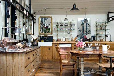 D coration maison style brocante exemples d 39 am nagements - Style maison de famille ...