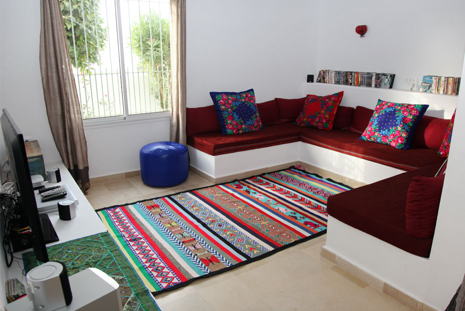 Décoration maison tunisienne - Exemples daménagements