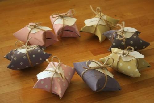 Etoile Noel Rouleau Papier Toilette Diy Des Emballages Cadeaux Pour