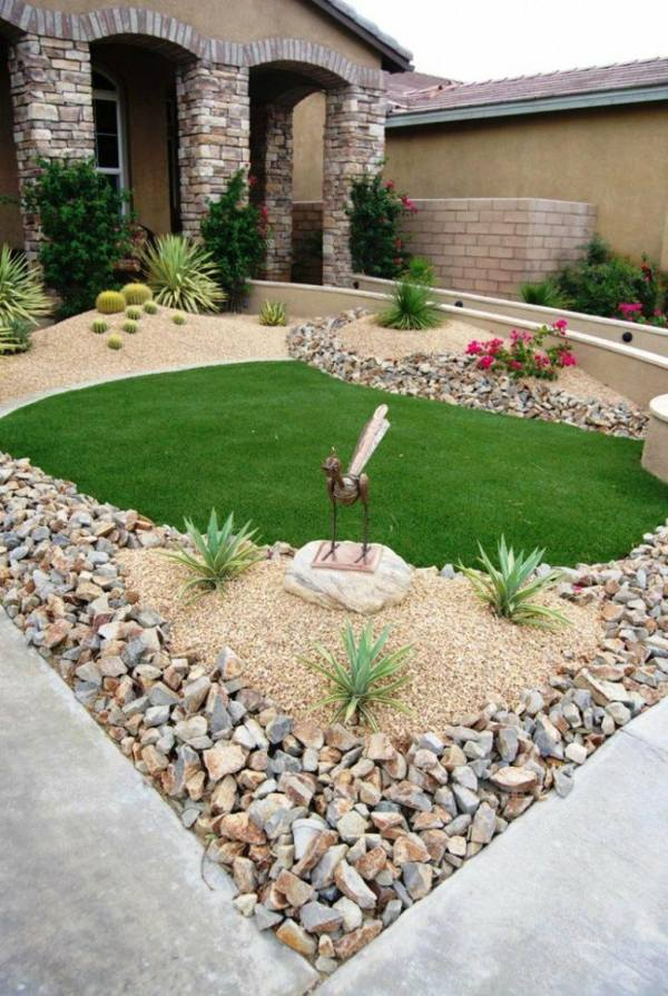 Décoration petit jardin maison - Exemples d\'aménagements