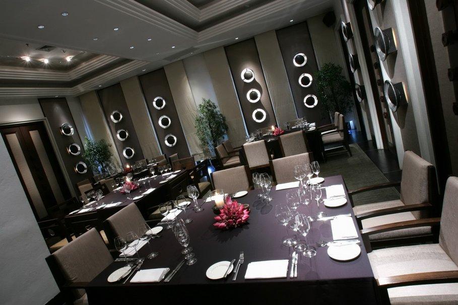 Décoration salle a manger marron et vert - Exemples d ...