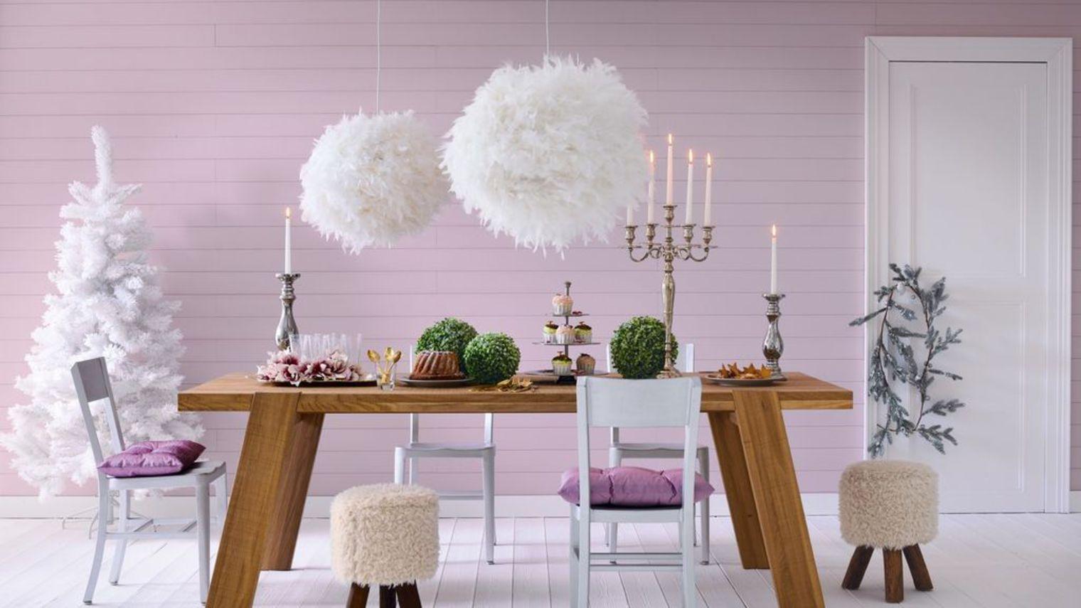 #6F4828 Décoration Salle A Manger Noel Exemples D'aménagements 4495 décoration pour une salle à manger 1520x855 px @ aertt.com