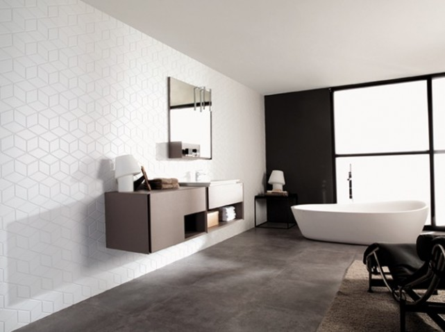 d coration salle de bain 2017 exemples d 39 am nagements. Black Bedroom Furniture Sets. Home Design Ideas