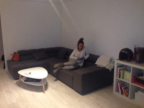 D co salon 30m2 - Idee amenagement appartement 30m2 ...