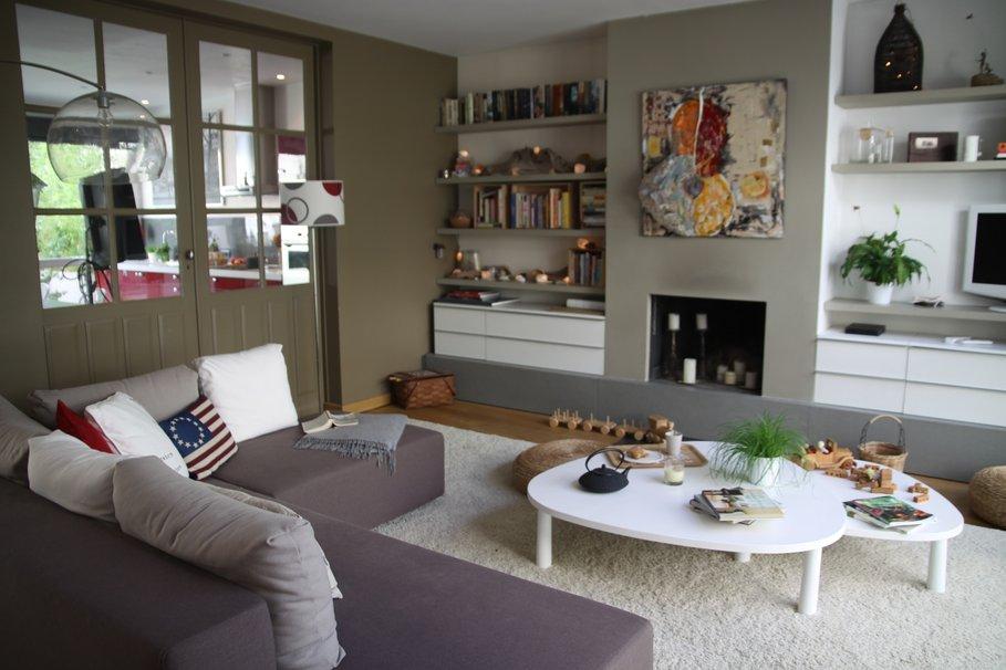 d coration salon paris exemples d 39 am nagements. Black Bedroom Furniture Sets. Home Design Ideas