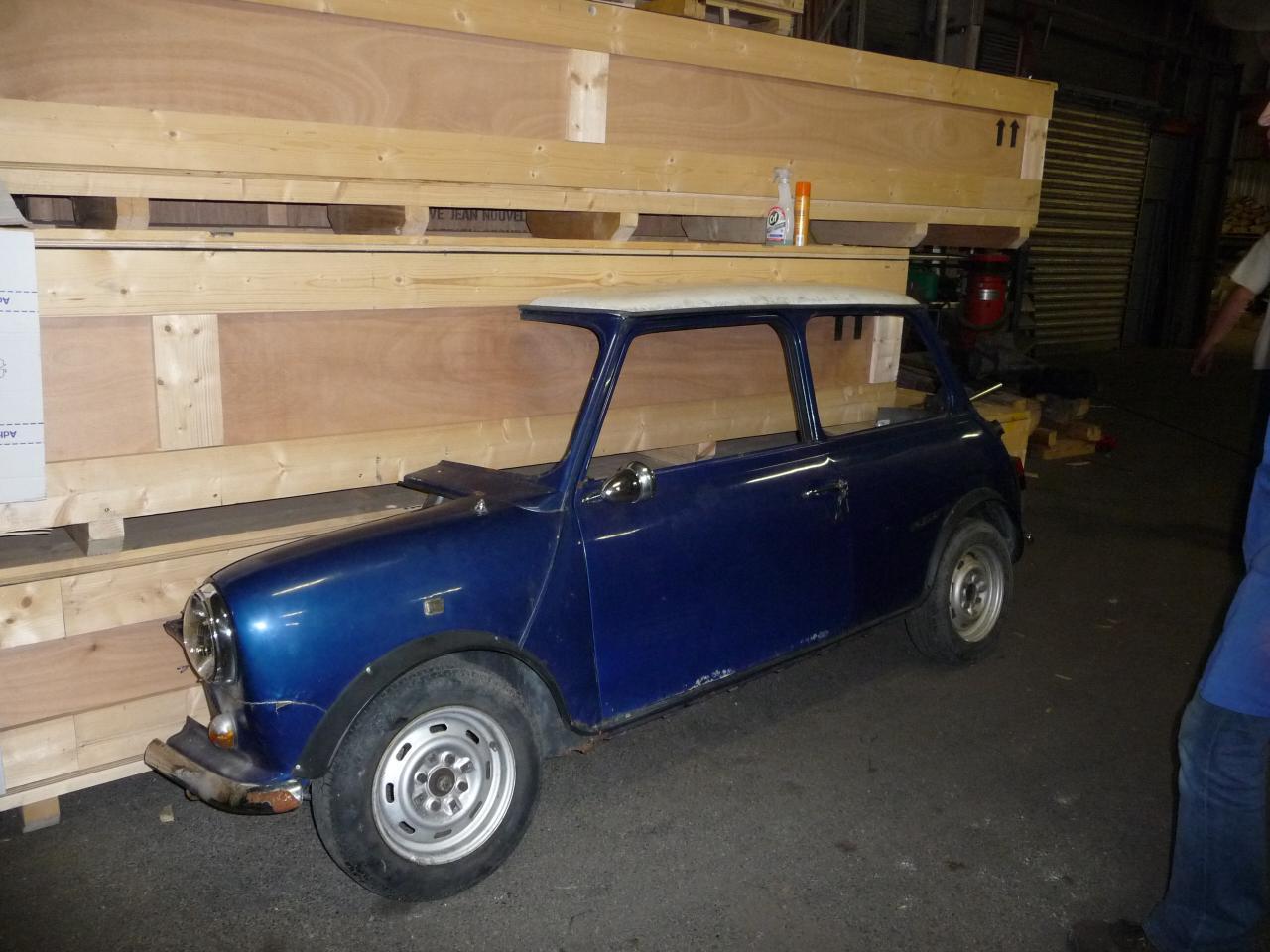 Extrêmement Décoration salon voiture - Exemples d'aménagements DF76