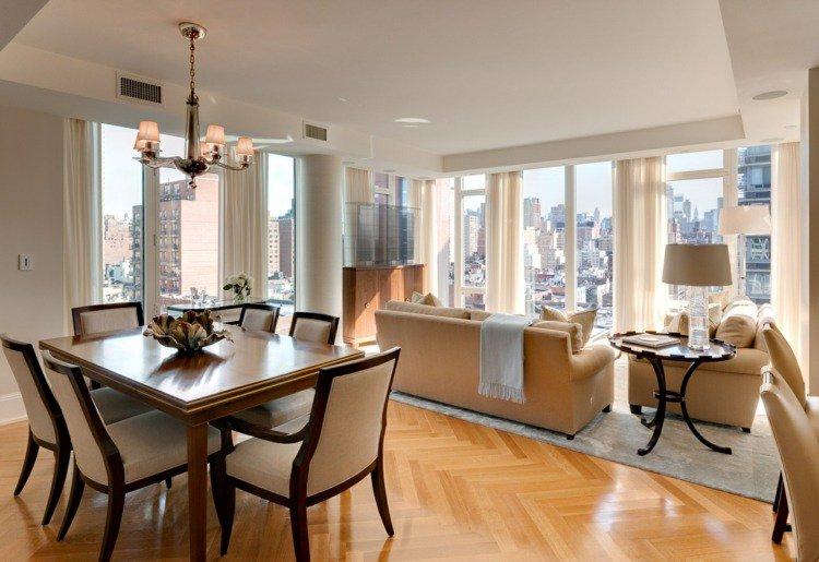 25 Best Dining Room Design Ideas On Pinterest: Décoration Separation Salon Salle A Manger