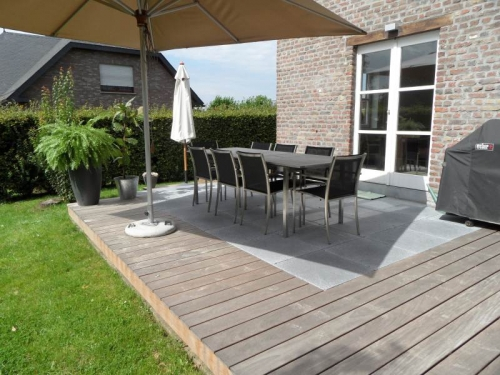 D coration terrasse belgique exemples d 39 am nagements for Deco belgique