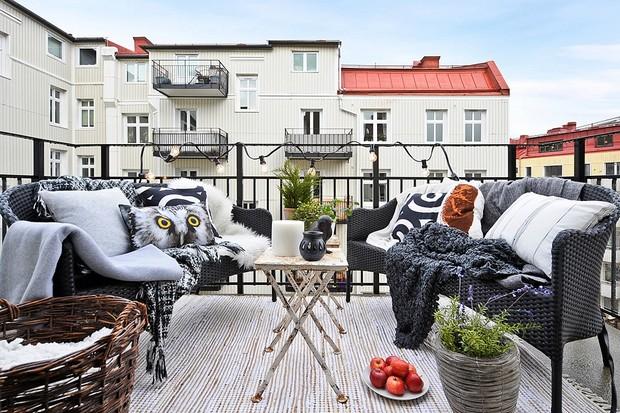 d coration terrasse hiver. Black Bedroom Furniture Sets. Home Design Ideas