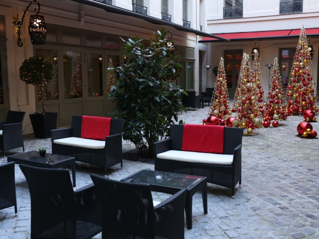 D coration terrasse noel exemples d 39 am nagements for Decoration de noel pour terrasse