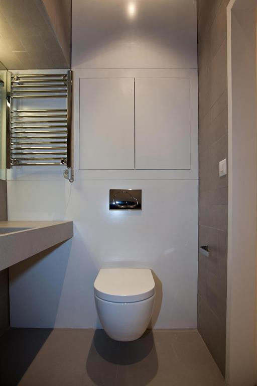 D co toilettes moderne - Amenagement wc suspendu ...