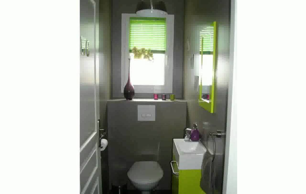 D coration toilettes moderne exemples d 39 am nagements for Photo toilette moderne