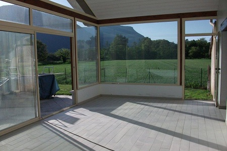 D coration veranda zen exemples d 39 am nagements for Deco pour veranda
