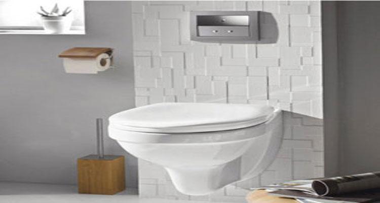 Décoration wc suspendu - Exemples d\'aménagements